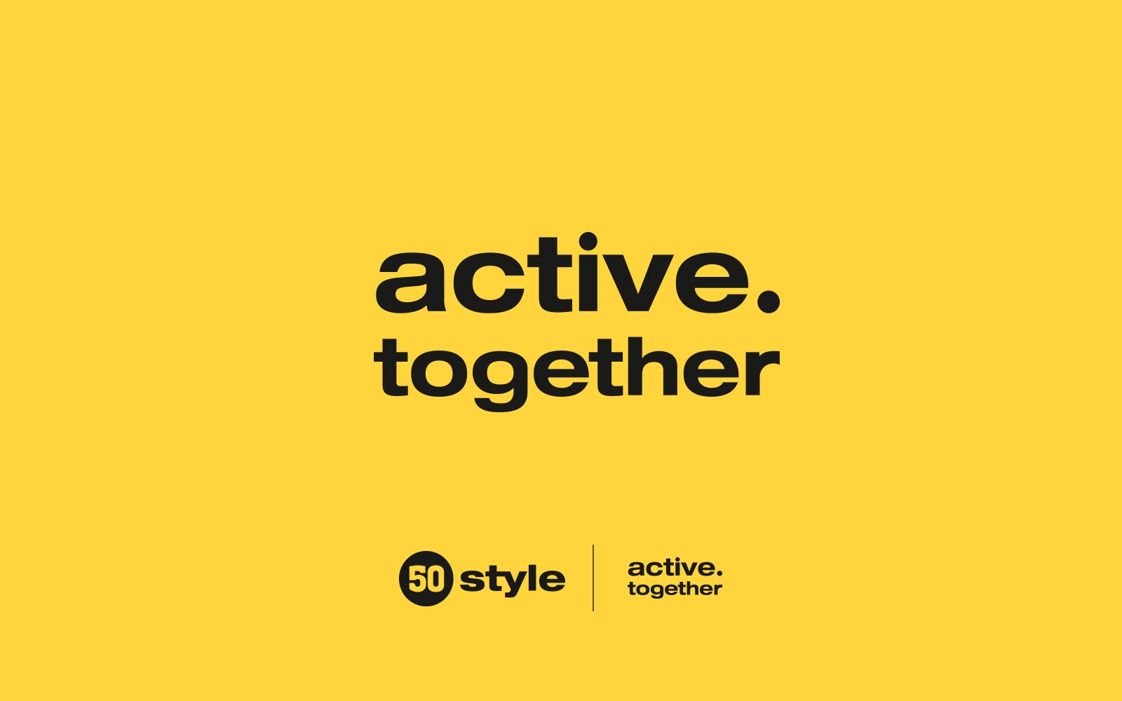 50style | active together